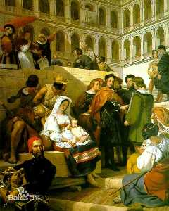 Raphael and Pope Leo X