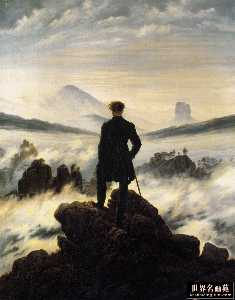 Wanderer above the Mists