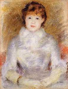Portrait of a Young Woman (Ellen Andree)