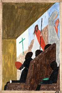 One of the main forms of social and recreational activities in which the migrants indulged occurred in the church
