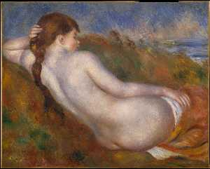 Reclining nude (1883)