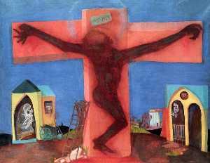 Peasant christ (1964)