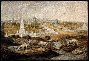 The Crystal Palace from the Great Exhibition