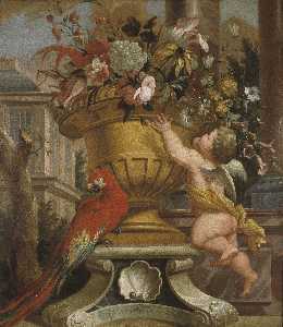 Decorative scene
