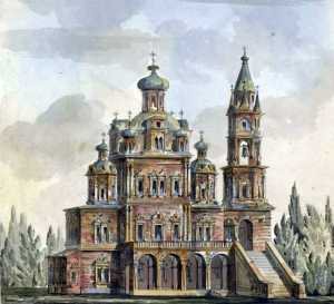 Church of the Assumption on Pokrovka