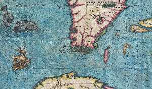 The recent description of the province of America, Florida, & Exactissima Part of whom the name of the author of the Morgues James Le Moyne, who Laudonierum