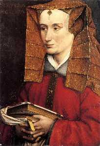 Portrait of louise of savoy as Sibylla Agrippa