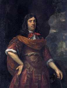 Portrait of Cornelis Tromp