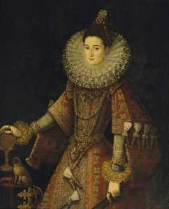 Infanta Isabella Clara Eugenia, Archduchess of Austria (1566-1633)