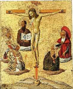 Mystical Crucifixion