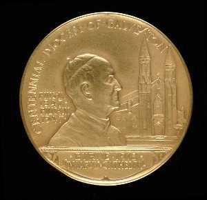 Galveston Diocese Centennial Medal