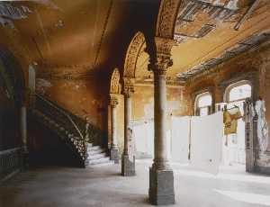 Downstairs from the Paladar La Guarida, Concordia 418 (between Gervasio and Escobar), Centro Habana