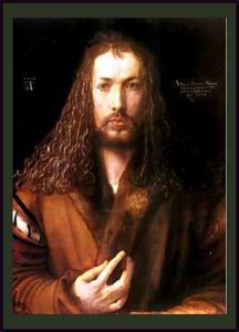 autoportrait En 1500, munich B S