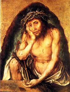 the Man of Sorrows, karlsruhe