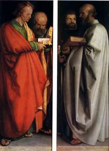 The Four Apostles, Munich
