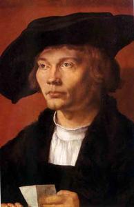 Porträt von Bernhard Von Reesen von Dresden