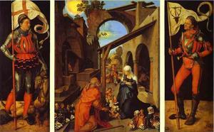 The Paumgartner Altarpiece