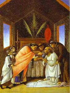 Last Communion of St. Jerome