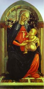 Madonna of the Rosegarden