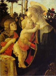 The Virgin and Child with John the Baptist