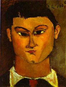 Portrait of the Painter Moïse Kisling