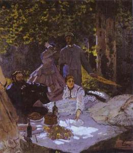 Déjeuner sur l'herbe (The Picnic)