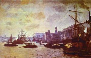 The London Harbour