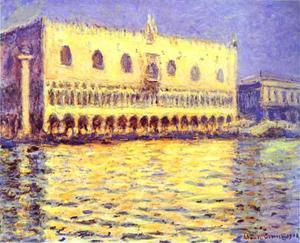 Venice. The Doge Palace