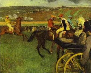 At the Races, Amateur Jockeys