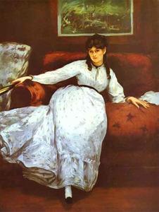 Repose (Berthe Morisot)