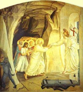Le Christ aux limbes