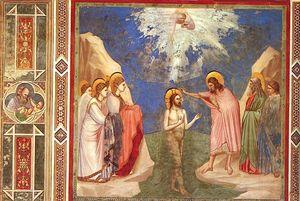 Scrovegni - [23] - Baptism of Christ
