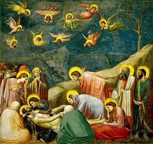 Scrovegni - [36] - Lamentation (The Mourning of Christ)