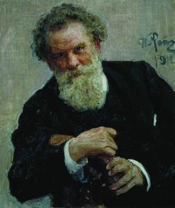 Portrait of the Author Vladimir Korolemko