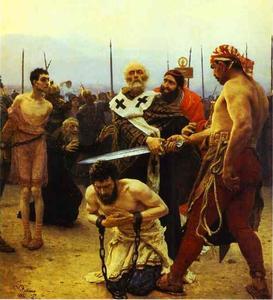 St. Nicholas Saves Three Innocents from Death
