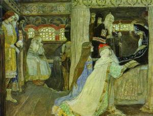 Death of Prince Alexander Nevsky