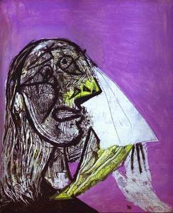 A Woman in Tears