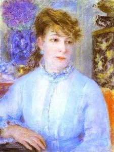 Portrait of a Woman. (Portrait de femme)