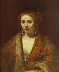 ヘンドリキェストッフェルスの肖像