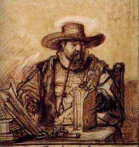 Cornelis Claez Anslo, london Bm