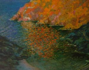 Small Rocky Bay of Nans (CadaquNs), 1920-21