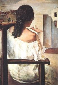 Girl from the Back, 1925