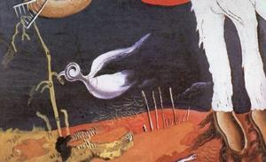 Rotting Bird, 1928