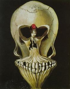 Ballerina in a Death's Head, 1939