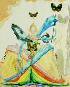 The Queen of the Butterflies, 1951