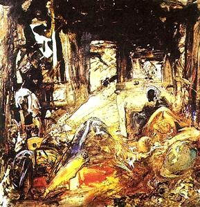 Mohammed's Dream (Homage to Fortuny), 1961