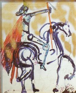 Trajan on Horseback, 1972