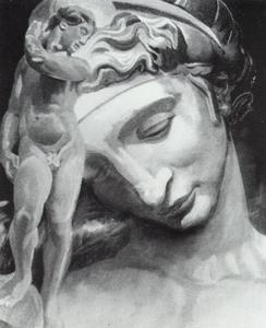 Classic Figure and Head (unfinished), 1981-82