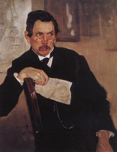 Portrait of A. Kasyanov