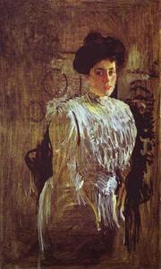 Portrait of Margarita Morozova